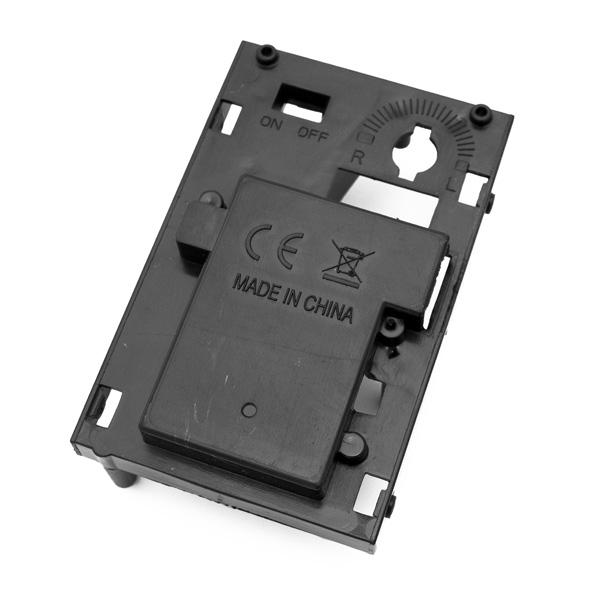 CR4 krabička elektroniky