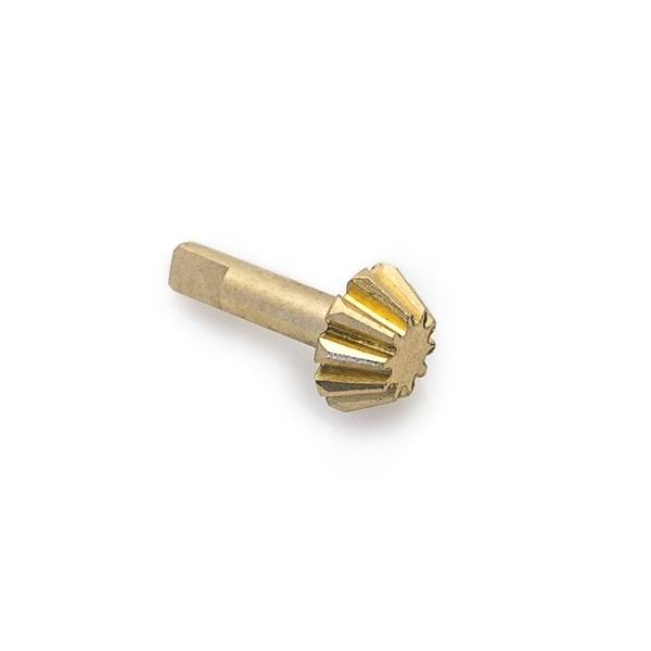 Mosazná ozubená hruška pro modely CR4/PR4