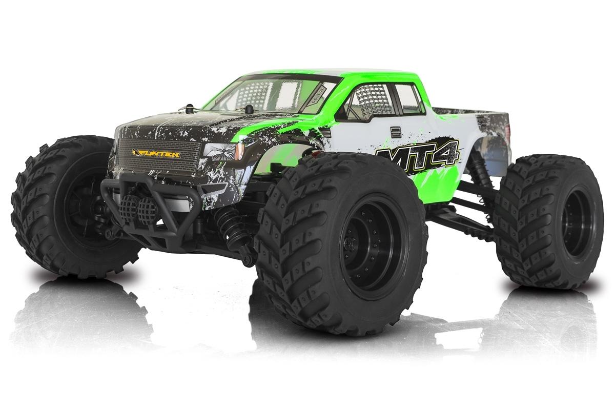 MT4 elektro Offroad Monster truck - 2.4GHz RTR (4wd)