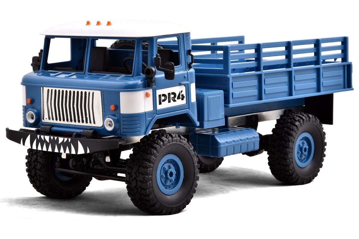 FUNTEK PR4 1/16 RTR 4wd - modrá barva