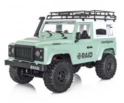 1:12 FUNTEK RAID RTR 4WD (zelená pastelová)