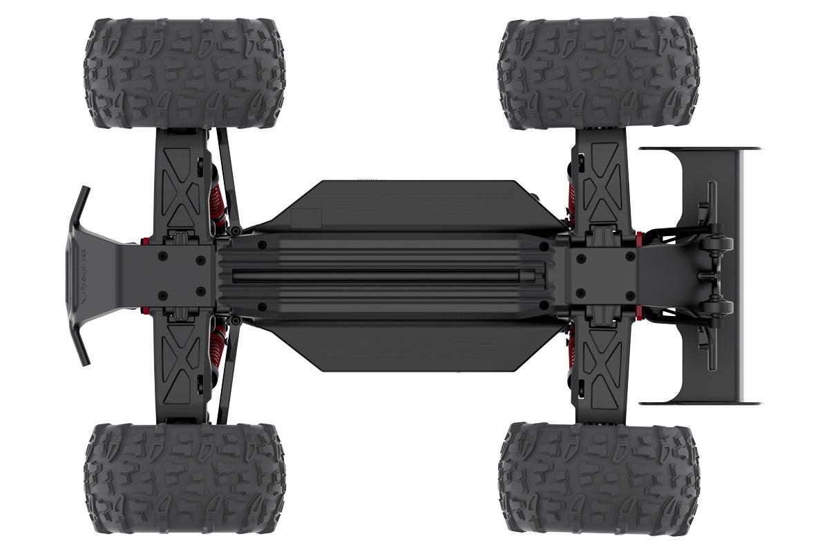 STX elektro Offroad Truggy - 2.4GHz RTR (4wd)