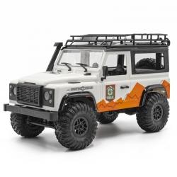 1:12 FUNTEK Trail 4WD RTR (bílo-oranžový)
