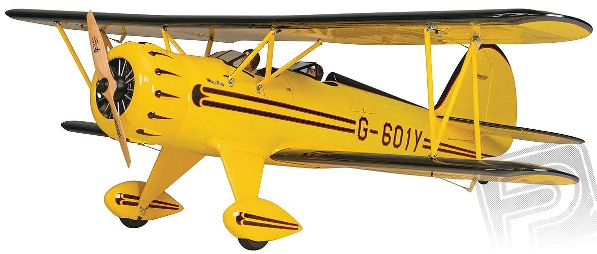 Waco Ymf 5d 90 120 1830mm Arf