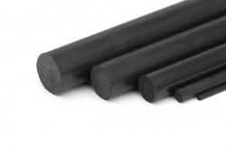 Uhlíková tyčka 3,5x1000 mm