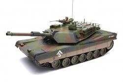 1:16 M1A1 Abrams, RC tank 2,4 GHz