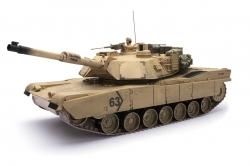 1:16 M1A2 Abrams, RC tank 2,4 GHz