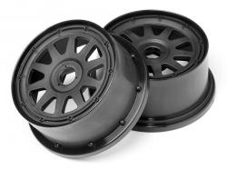 TR-10 disky černé (120x65mm/-10mm OFFSET)