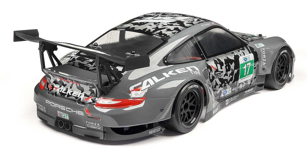 RS4 SPORT 3 FLUX Porsche 911 GT3 RTR set