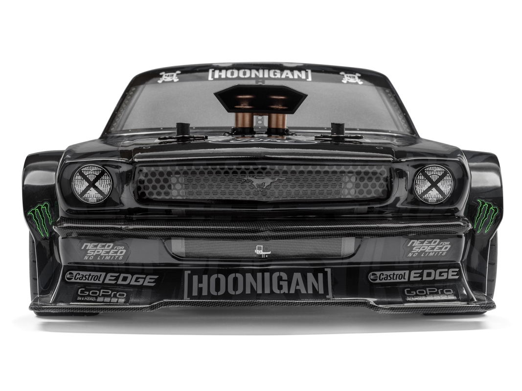 RS4 SPORT 3 1965 Ford Mustang Hoonicorn RTR set