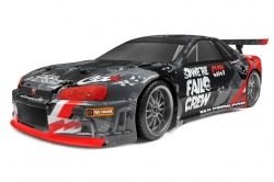 1:10 Nissan Skyline R34 GT-R E10 RTR (Fail Crew)
