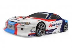 1:10 RS4 Sport 3 Drift Nissan S15 RTR (Worthouse James Dean)