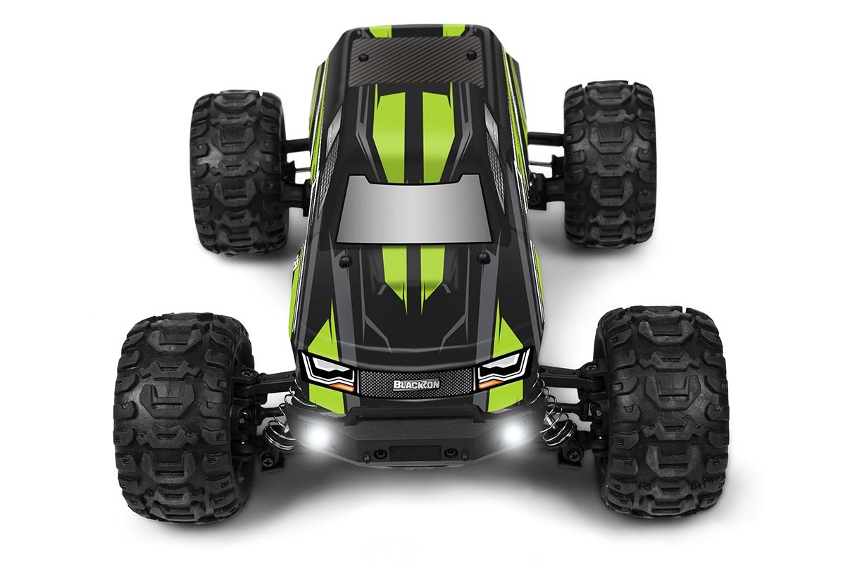 Slayer Monster Truck 1/16 RTR - Zelený