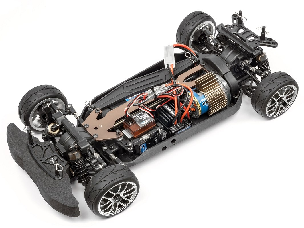 Maverick Strada TC 1/10 RTR Electric Touring Car