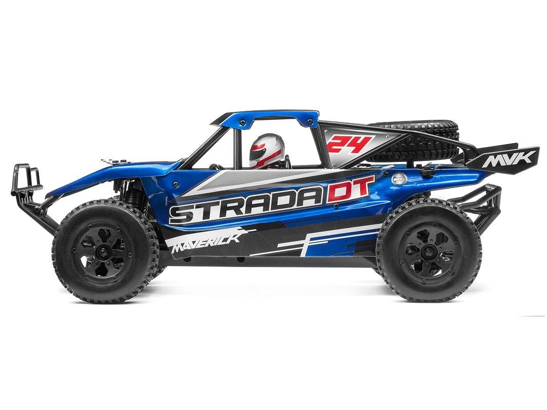 Maverick Strada DT 1/10 RTR Electric Desert Truck