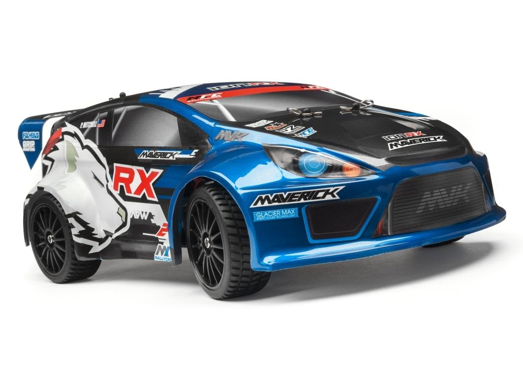 MAVERICK ION RX 1/18 RTR Rallye 2,4GHz