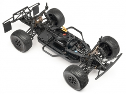 1:10 Timberwolf Brushless SCT RTR s 2,4GHz RC súpravou