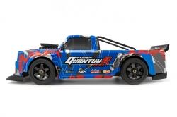 1:8 QuantumR Race Truck Flux 4WD (modro-červený)