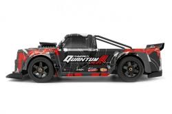 1:8 QuantumR Race Truck Flux 4WD (šedo-červený)