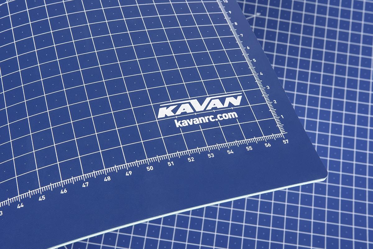 KAVAN řezací podložka A2 - 600x450x3mm