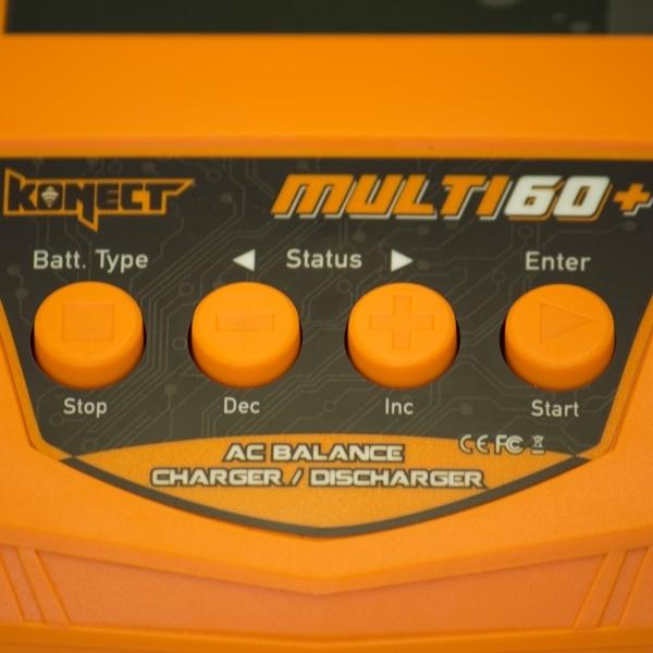 MULTI 60-PLUS AC/DC 60W nabíječ