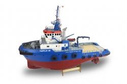1:50 Fairplay 30 přístavní remorkér, délka 780 mm (stavebnice)