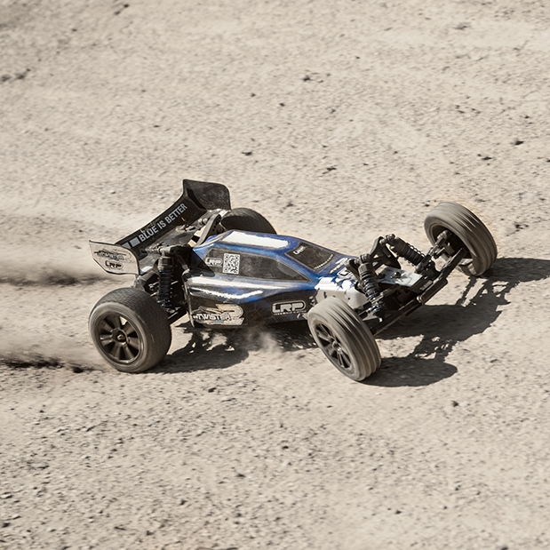 LRP S10 Twister Buggy Brushless RTR - 1/10 Electric 2WD s 2,4GHz RC