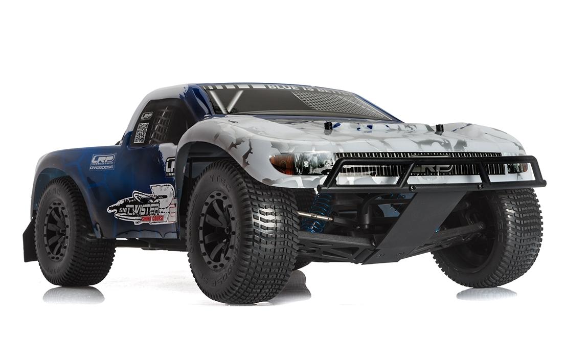 Náhľad produktu - 1:10 LRP S10 Twister 2WD SC Brushless RTR s 2,4GHz RC súpravou