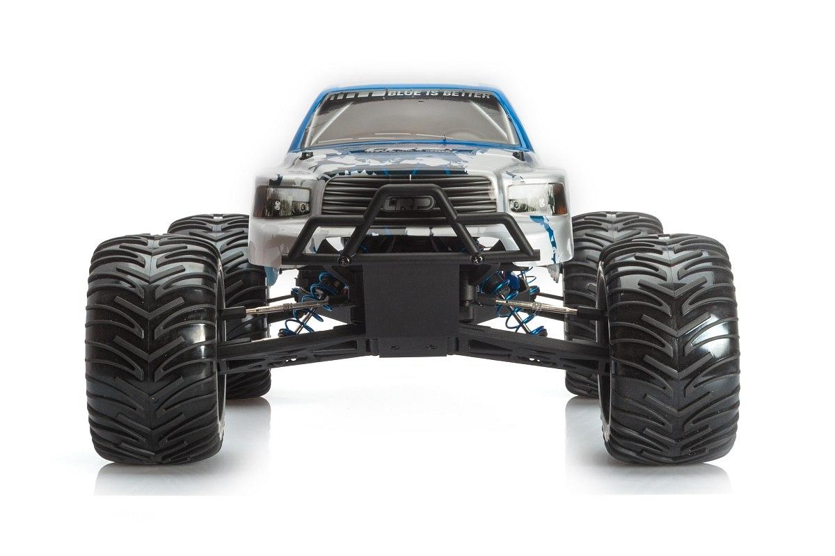 LRP S10 TWISTER 2 MT 2wd RTR Brushless - 1/10 Monster Truck s 2,4GHz RC soupravou