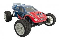 Lakovaná karoserie červeno/modrá HD - S10 Blast TX 2