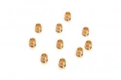 Mosazné kuličky kloubků (10 ks.) - S10 TWISTER