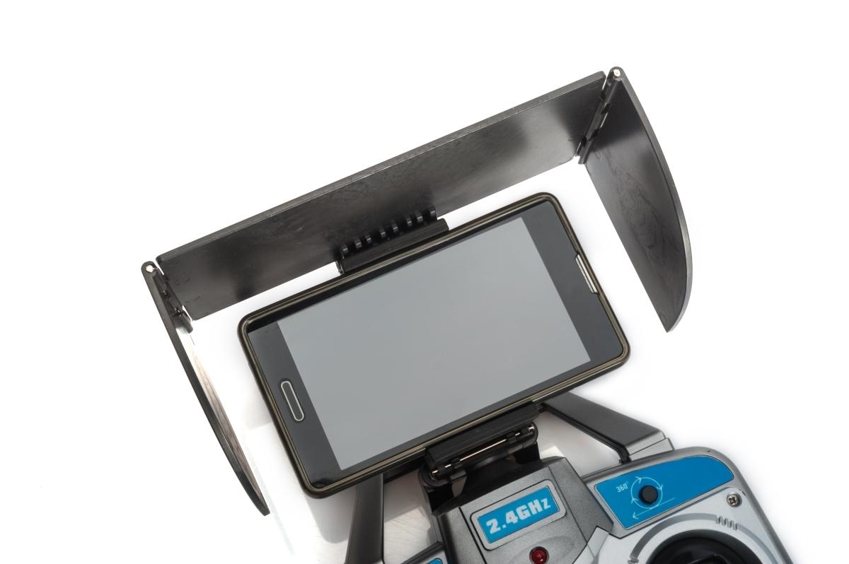 Gravit Vision FPV 2.4GHz kvadrocoptéry RTF s WLAN-kamerou - (MODE 1)