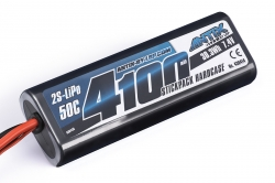 ANTIX by LRP – LiPo akumulátor 2S 4100mAh 7,4V XT90 HardCase (50C)