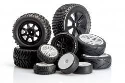 VTEC CPX-V22 bezdušové nalepené pneumatiky (4ks)