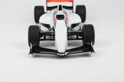 Mon-Tech přední F1 křídlo ETS 2017/2018 bílé (1ks)
