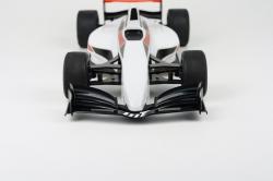 Mon-Tech přední F1 křídlo ETS 2017/2018 černé (1ks)