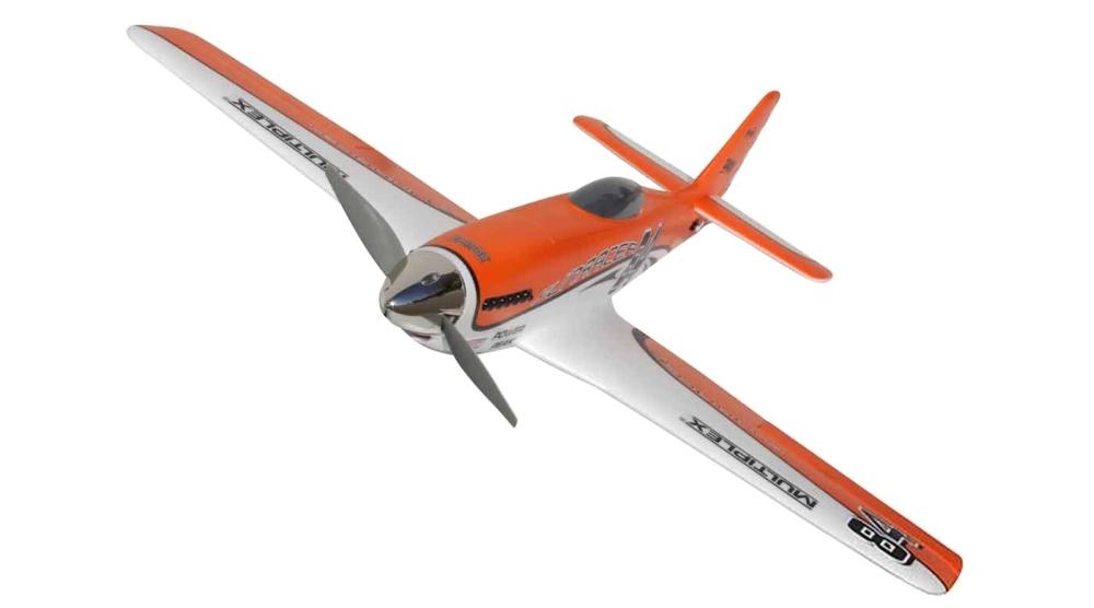 1-00518 Funracer RR oranžový
