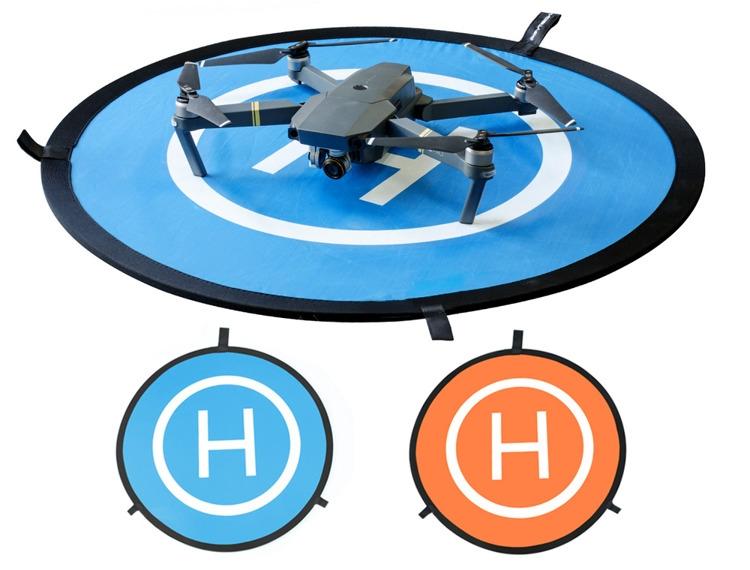 Náhled produktu - Přistávací plocha pro drony 75cm