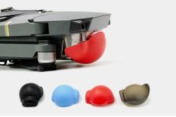 MAVIC PRO: Silikonová ochrana krytu závěsu (černá)