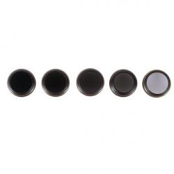 MAVIC PRO: Sada filtrů (UV, ND4, ND8, ND16, Pol)