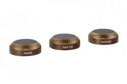 MAVIC: Sada filtrů ND8, ND16, ND32