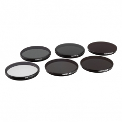MAVIC: Zenmuse X5 series – sada filtrů ND4/PL, ND8/PL, ND16/PL