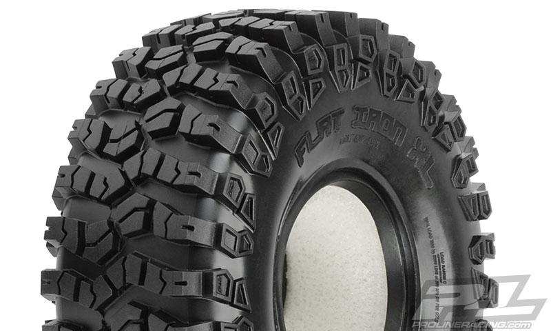 View Product - Flat Iron XL 1.9″ G8 Rock gumy včetně paměťovévložky (2ks)