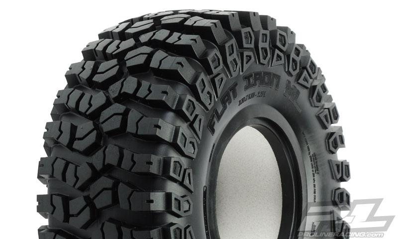 View Product - Flat Iron XL 2.2″ G8 Rock gumy včetně vložky (2ks)