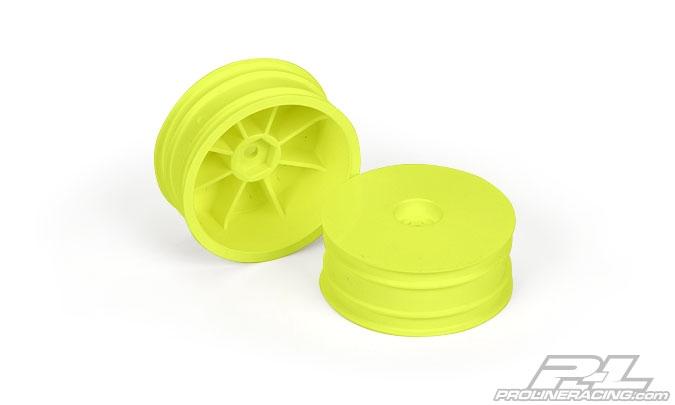 View Product - Velocity 2.2″ Hex přední 2WD žluté disky (2ks)