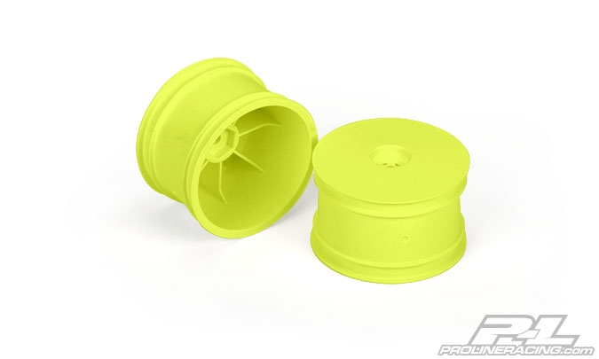 Náhled produktu - Velocity 2.2″ Hex zadní žluté disky (2ks)