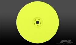Velocity 2.2″ Hex zadní žluté disky (2ks)