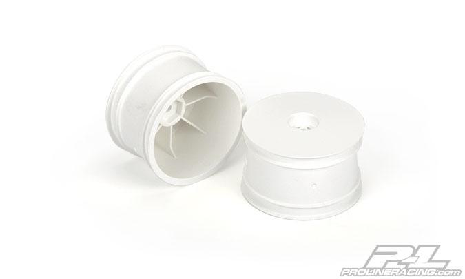 Náhled produktu - Velocity 2.2″ Hex zadní bílé disky (2ks)