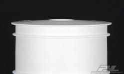 Velocity 2.2″ Hex zadní bílé disky (2ks)