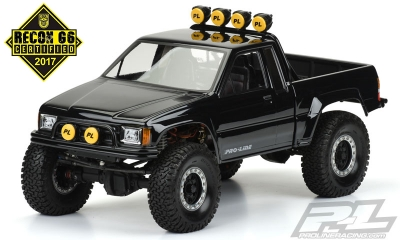 Accessories - 1985 Toyota HiLux SR5 Clear Body (Cab + Bed) for 12 3